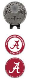 Alabama Crimson Tide Golf Hat Clip