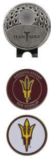Arizona State Sun Devils Golf Hat Clip