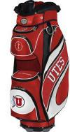 Utah Utes Bucket Golf Cart Bag