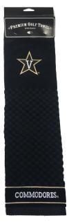 Vanderbilt Commodores Embroidered Golf Towel