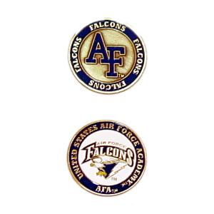 Air Force Falcons Golf Ball Marker