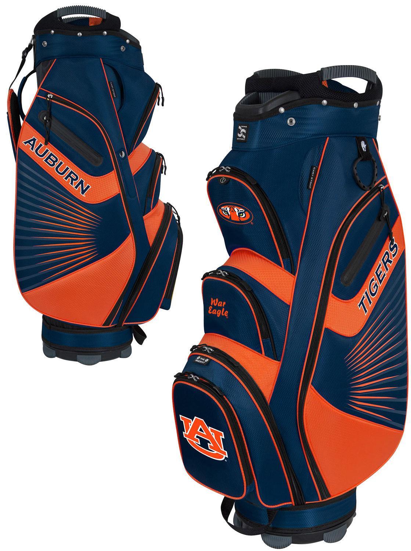 876fe24795d Auburn Tigers Bucket Golf Cart Bag