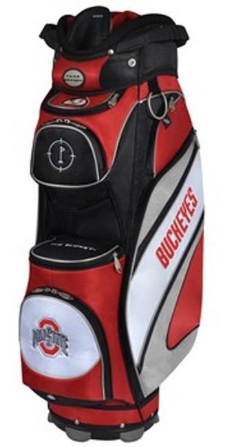 Ohio State Buckeyes Bucket Golf Cart Bag