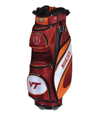 3966bd6c7dbbf3 Virginia Tech Hokies Bucket Golf Cart Bag