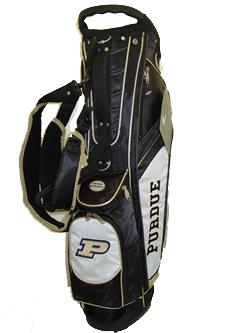 Purdue Boilermakers Gridiron College Golf Stand Bag