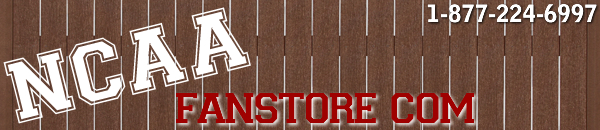 NCAAFanStore.com - Auto Accessories, Banners, Golf Gifts & Apparel